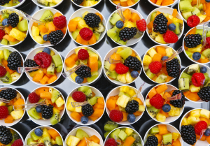 Seasonal Fresh Fruit Bowls - Belle Fete Catering Orange County & Los Angeles