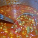 """Eat Down"" the Freezer/Pantry with Nana's Vegetable Soup!"