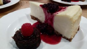 CheesecakeClose-Up